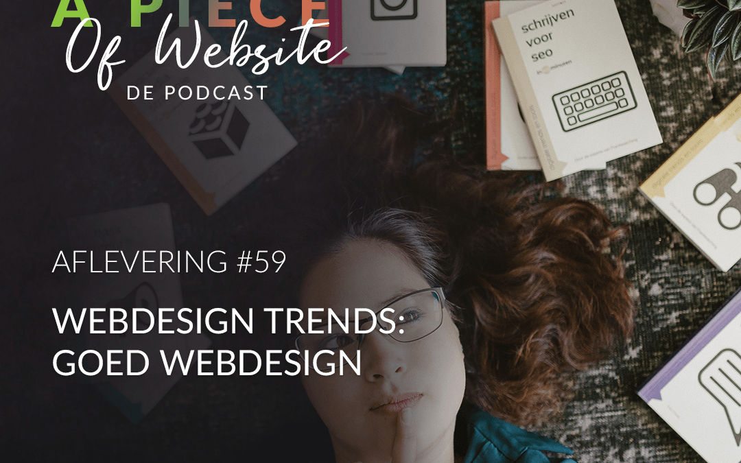 59: Webdesign Trends – Goed webdesign