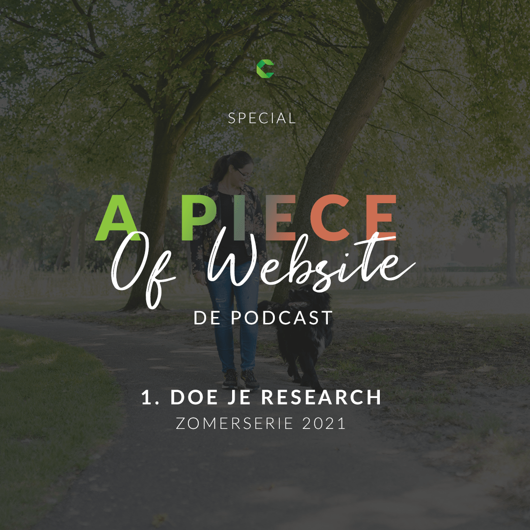 69: Summer Special; 1. Doe je research